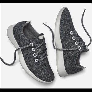 Allbirds Grey and white Trainers 8